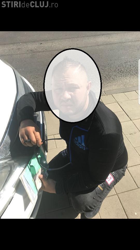 Cluj: Cine este șoferul care a omorât o pensionară pe trecerea de pietoni, a fugit și a dat foc mașinii - FOTO