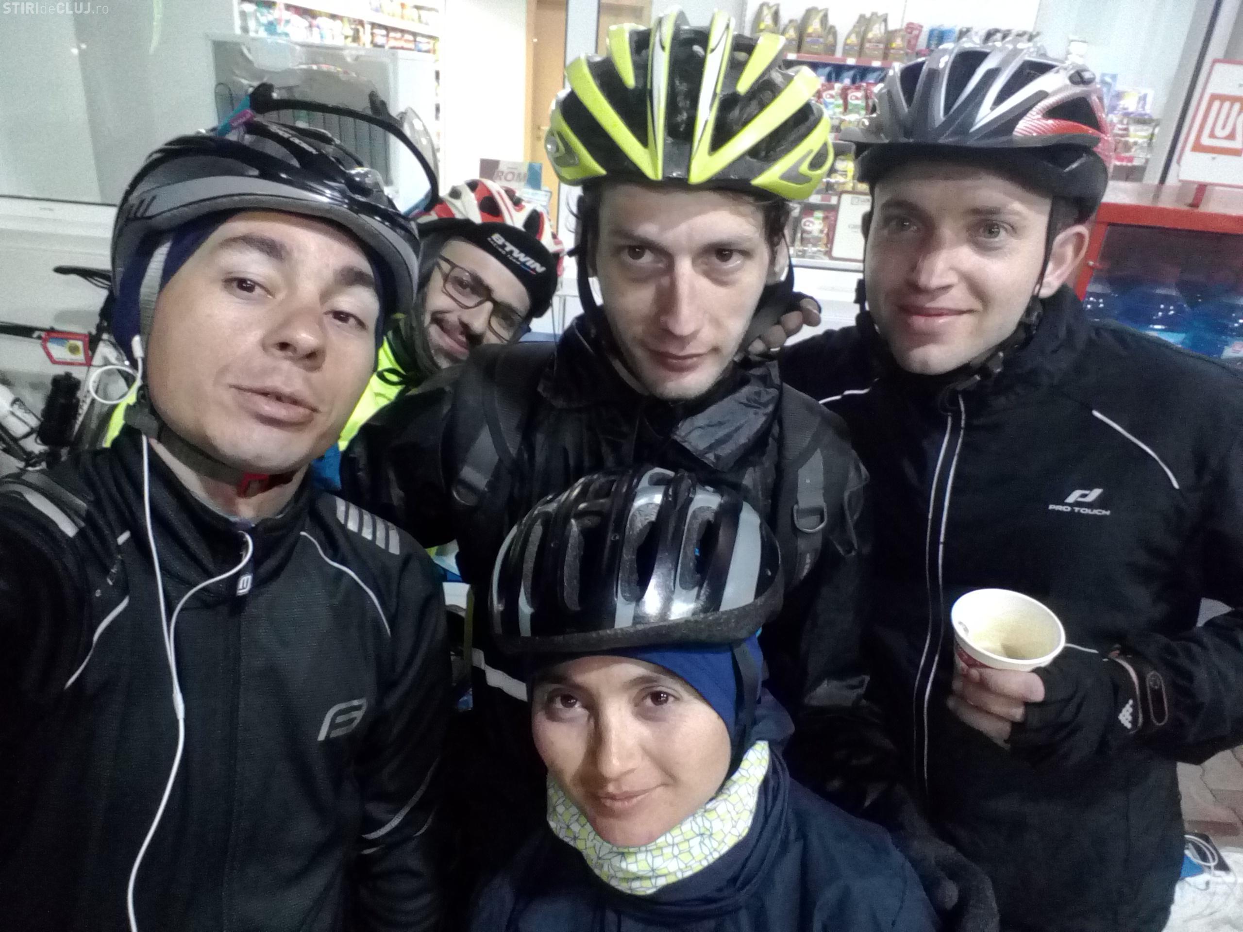 Clujenii au cucerit muntele la ciclism de anduranță - FOTO