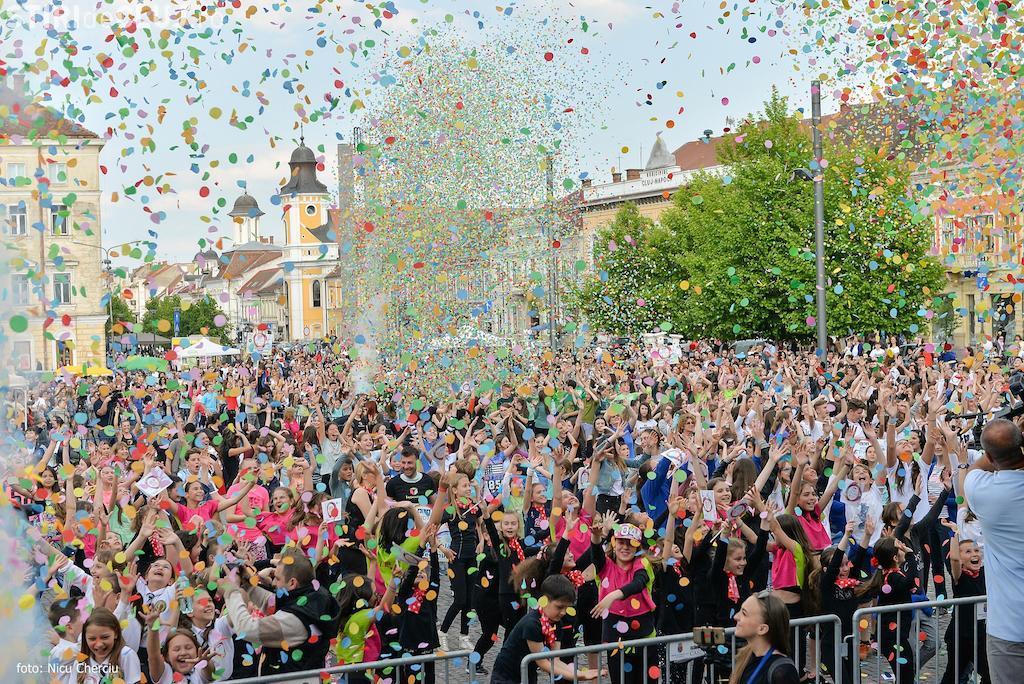 Programul Zilelor Clujului 2018. Ce CONCERTE vor fi