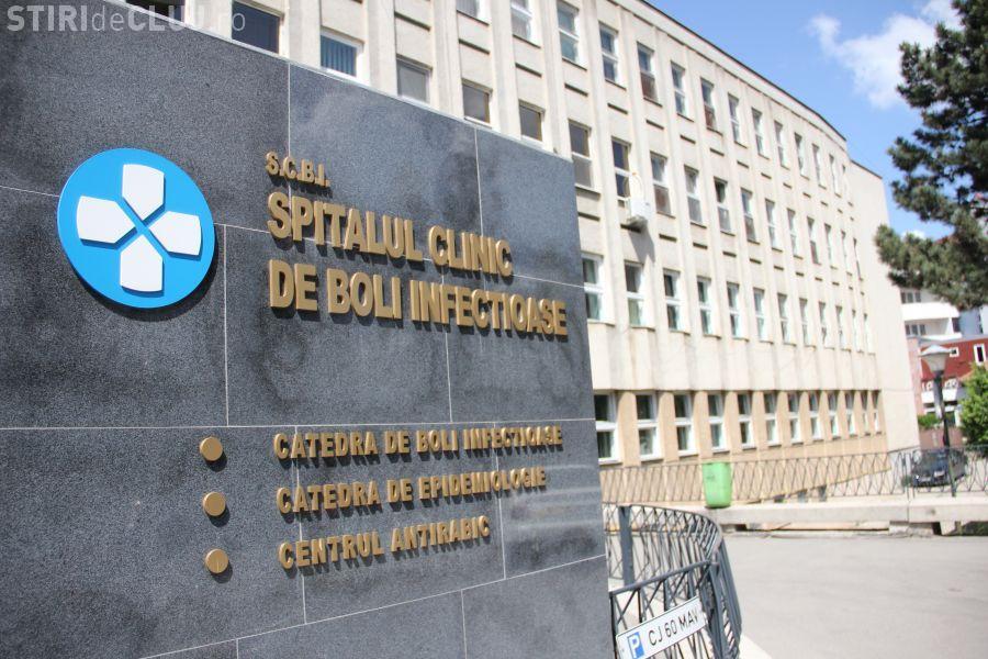 O femeie a MURIT după ce a căzut de la etajul Spitalului de Boli Infecțioase din Cluj-Napoca