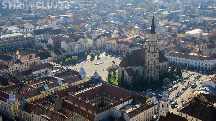 Clujul, orașul în care tinerii preferă să se mute pentru un job. Ce orașe se mai află în top
