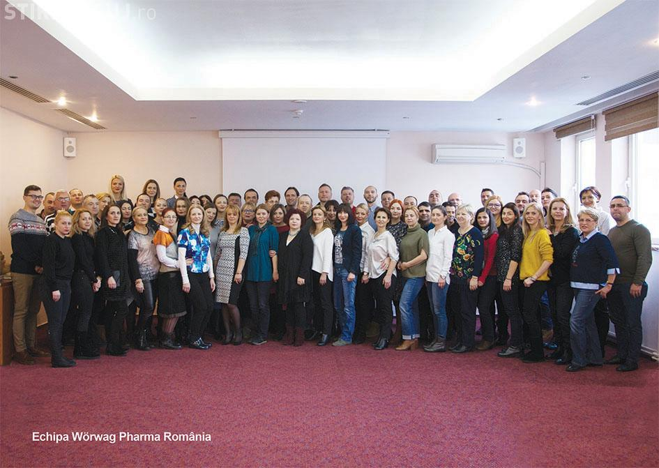 Wörwag Pharma - de 20 de ani în România (P)