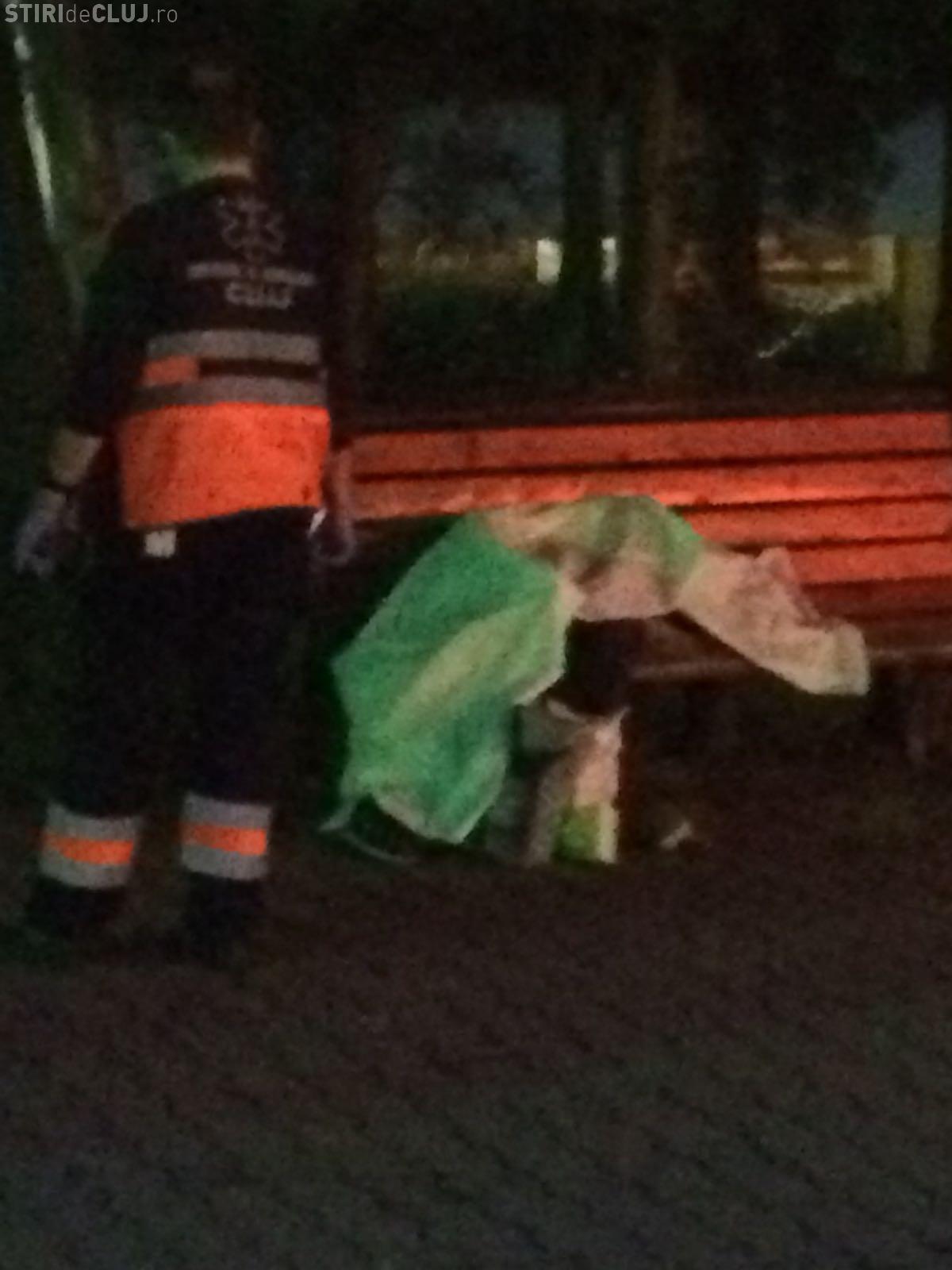 EXCLUSIV - Un bărbat a murit din cauza DROGURILOR, în cartierul Mănăștur - FOTO