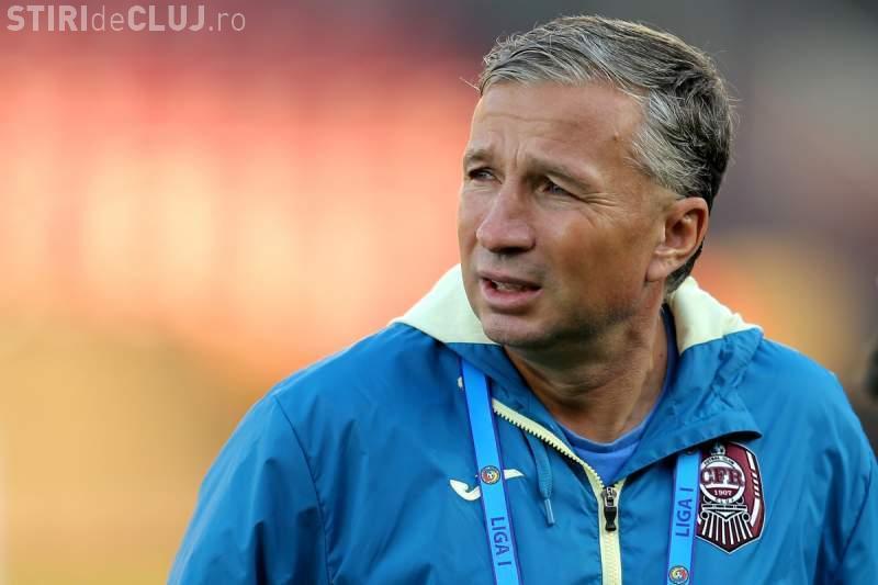 Cosmin Contra despre plecarea lui Petrescu de la CFR Cluj