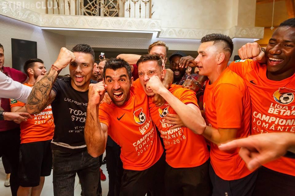 Cât a putea câștiga CFR Cluj, dacă se va califica în grupele Ligii Campionilor