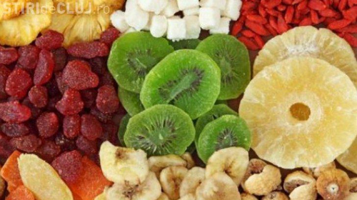 Fructe confiate - Cât sunt de sănătoase