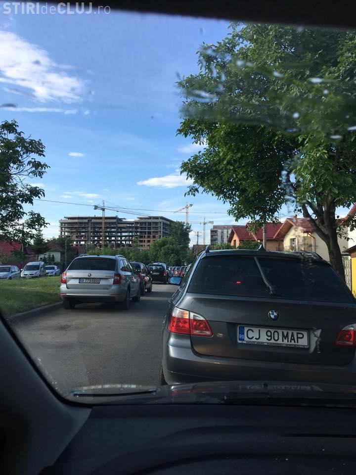 Semaforul de pe Podul Porțelanului, coșmar pentru șoferi - FOTO