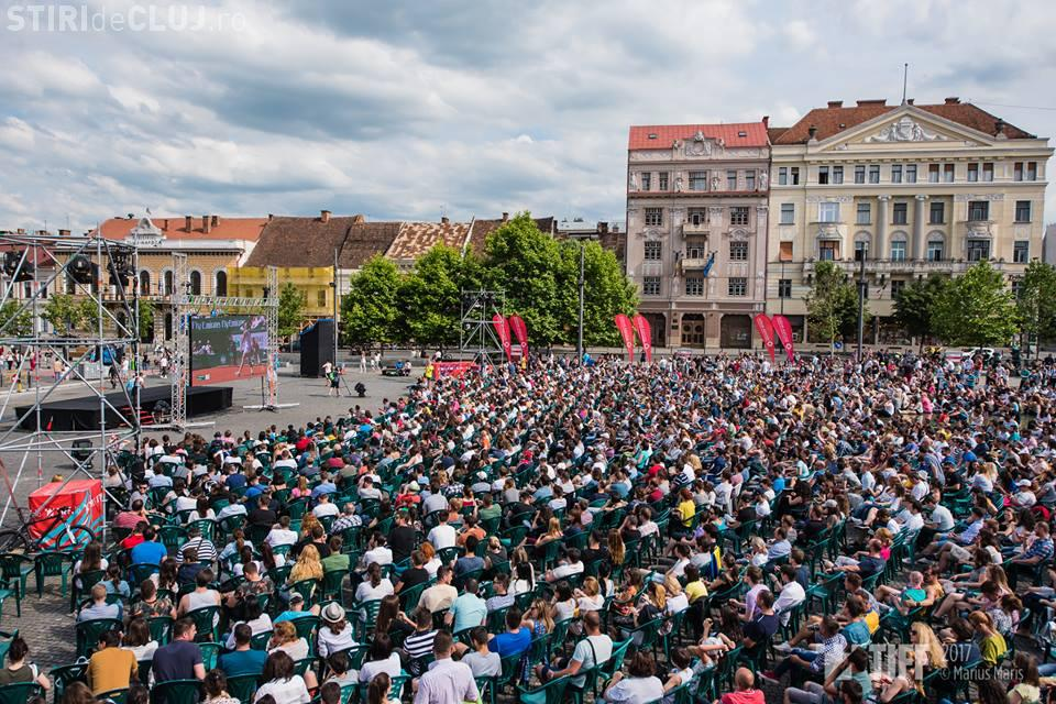 Finala Roland Garros 2018 în Piața Unirii. Să o susținem pe Simona Halep