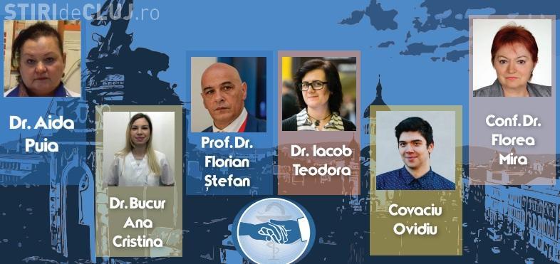 """Informații medicale de calitate GRATUITE pentru clujeni, în cadrul conferinței """"Medici Pentru Tine"""". Vezi când are loc evenimentul"""