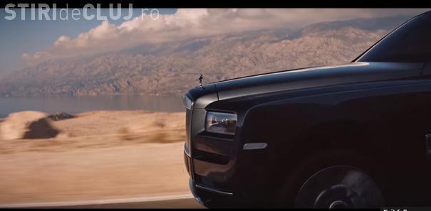 Cum arată SUV-ul Rolls Royce de 325.000 de dolari VIDEO