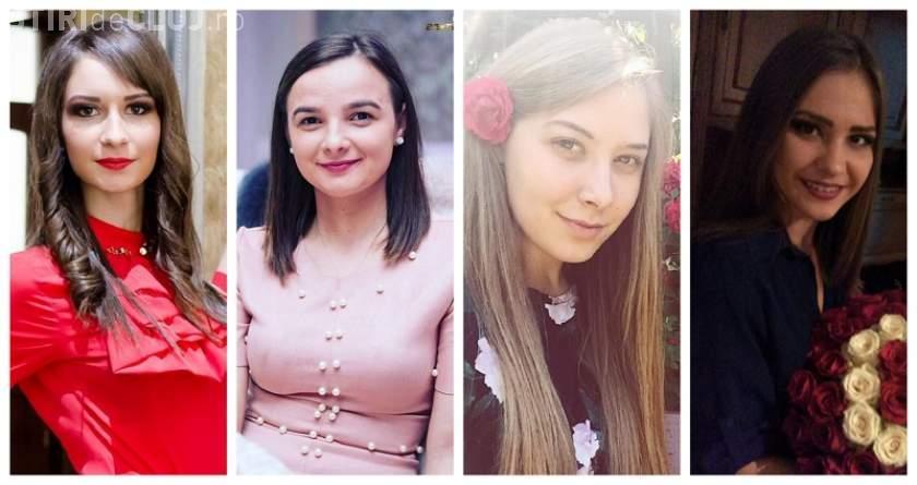Ele sunt studentele din Cluj care au murit în accidentul din Jibou, Sălaj - FOTO
