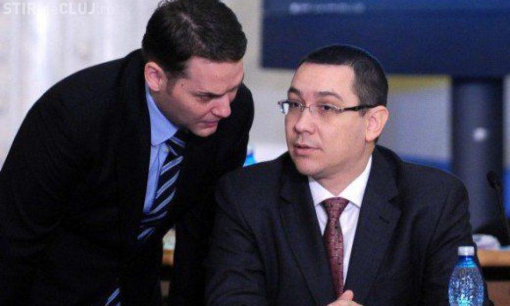 Victor Ponta şi Dan Şova, ACHITAŢI