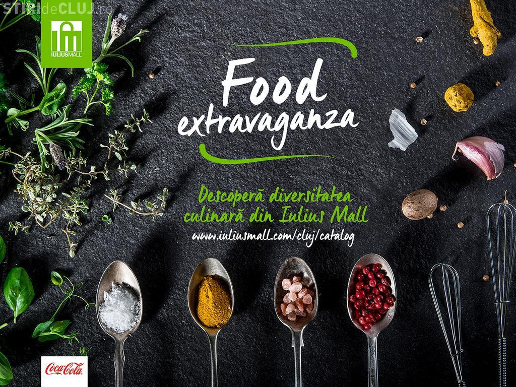"""De ce ți-e poftă astăzi? Găsește inspirație în catalogul """"Food Extravaganza"""", lansat de Iulius Mall Cluj (P)"""