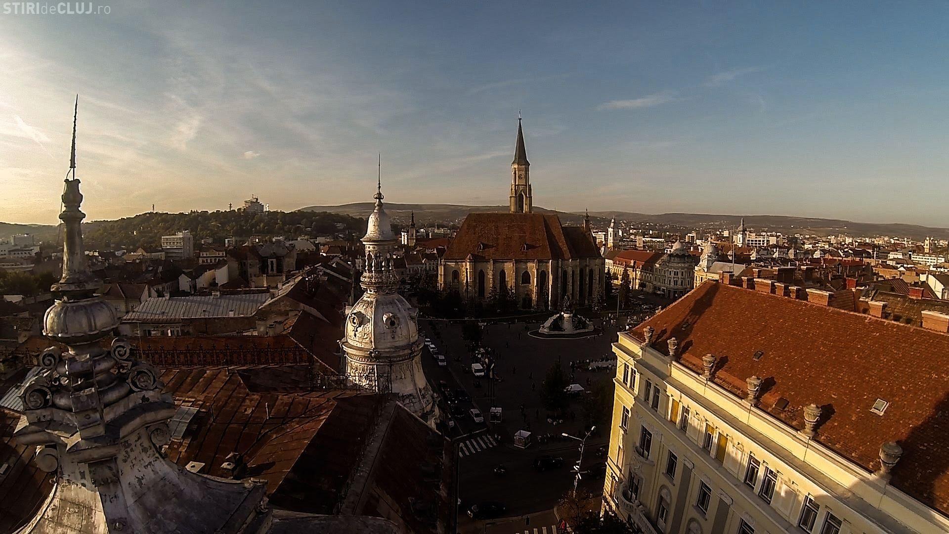 Clujul, printre cele mai vizitate județe din țară. Unde preferă turiștii să meargă