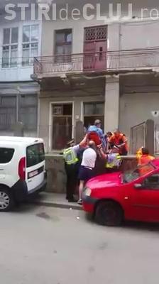 Cluj: Șoferul care a blocat accesul echipajului de Ambulanță a fost AMENDAT