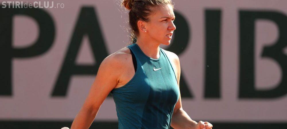 Simona Halep s-a calificat în semifinalele de la Roland Garros, după un meci foarte dificil! Vezi cine e următoarea sa adversară