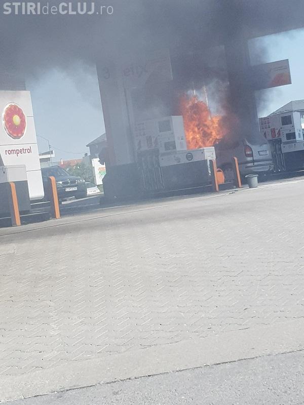 """Ultimul mesaj al tânărului care și-a dat foc la Cluj, în benzinărie, preluat din filmul """"American Psycho"""""""
