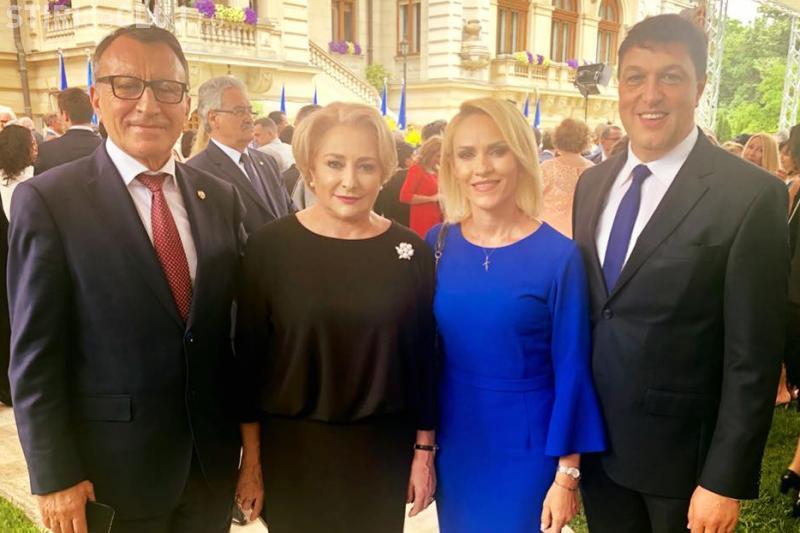 Gabriela Firea susține că a fost izolată la recepția de la Cotroceni: Sunt al doilea om ca număr de voturi din țară