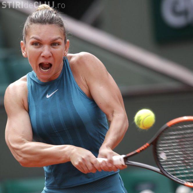Cu cine va juca Simona Halep finala de la Roland Garros