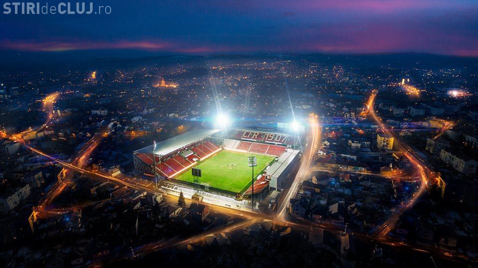 CFR Cluj a câștigat campionatul. Este al patrulea TITLU adus la Cluj - VIDEO