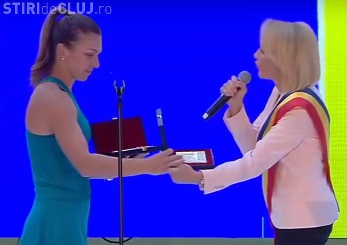 PSD susține că Simona Halep a fost huiduită de 20.000 de oameni, nu FIREA - VIDEO