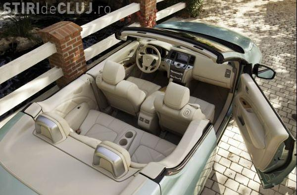 Vezi cum arata primul SUV decapotabil! - Galerie FOTO