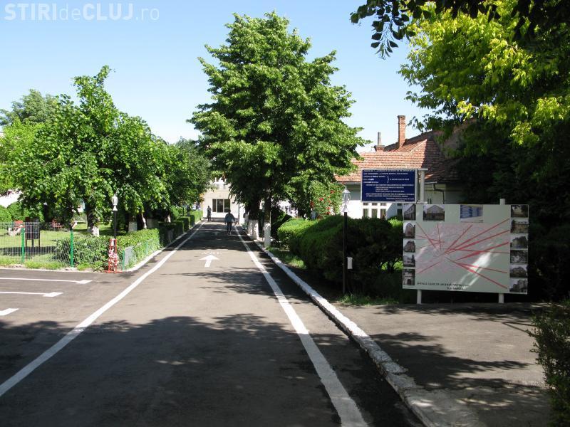 Contact - Spitalul pentru Copii Cluj-Napoca
