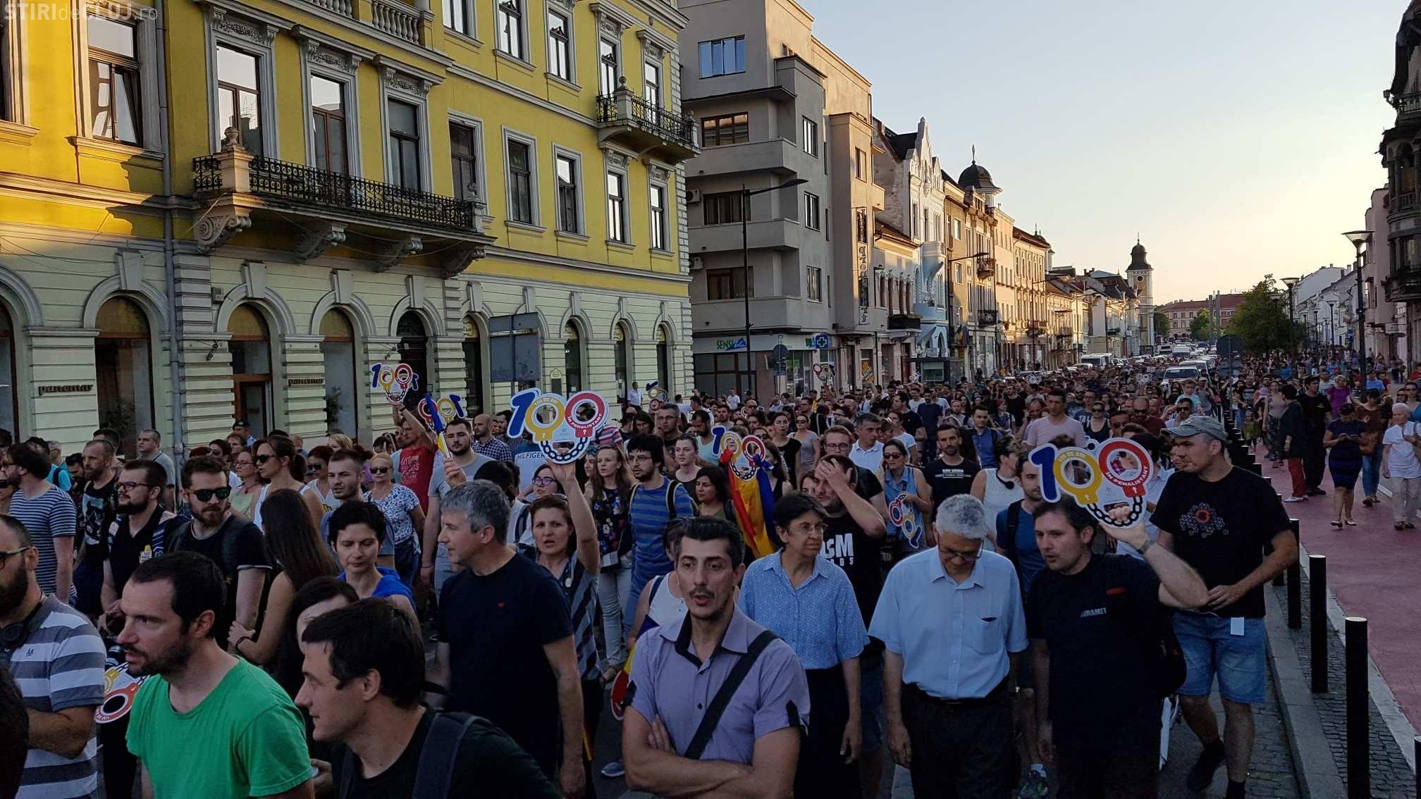Cluj: De la ora 19.00 CLUJUL iese în stradă!  - VIDEO