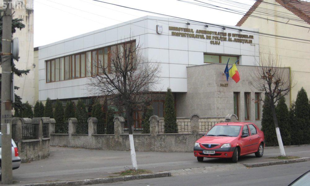 Poliția Cluj are un nou șef. S-a terminat ERA incompetenței