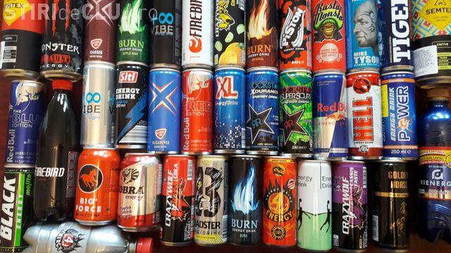 Ministerul Sănătăţii vrea să interzică vânzarea băuturilor energizante persoanelor sub 18 ani