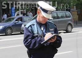 Noi controale în trafic la Cluj-Napoca. Polițiștii au împărțit amenzi șoferilor și pietonilor