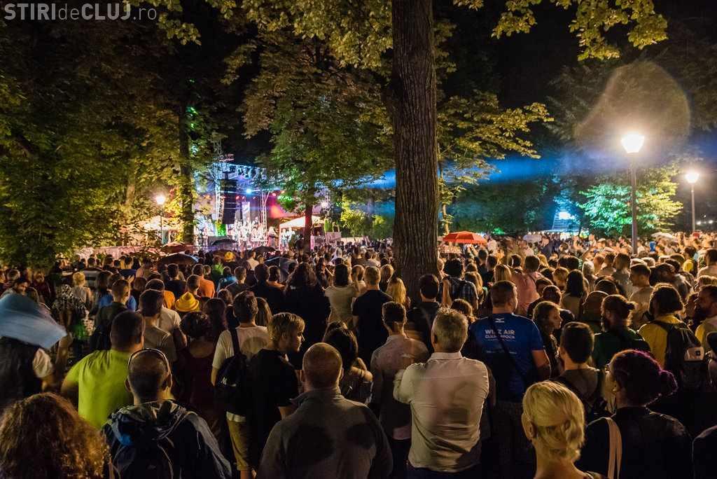 Jazz in the Park continuă până duminică la Cluj. Unde poți asculta muzica de la festival