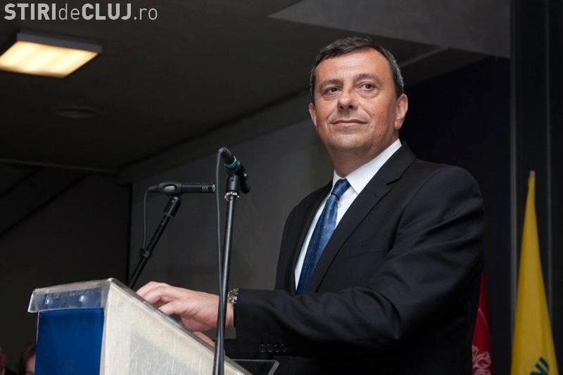 Șulea susține că locul lui e in PNL. Spitalul Regional de Urgență a făcut un nou pas