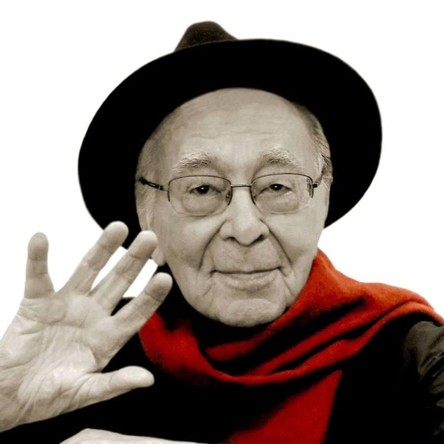 Mihai Șora, filosoful de 101 ani, acuză jandarmii că l-au îmbrâncit la protestele din Piața Victoriei