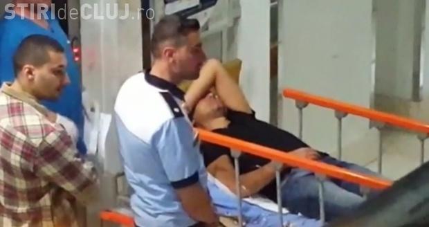 Polițistul lovit de Boureanu: Mesajul este că oricine cu 7.000 de euro bate un agent şi ia pedeapsă cu suspendare
