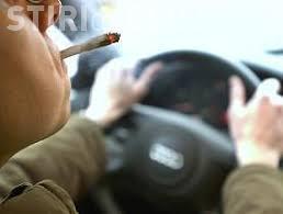 Șofer prins drogat la volan în toiul nopții, la Cluj. Polițiștii l-au oprit în Hașdeu