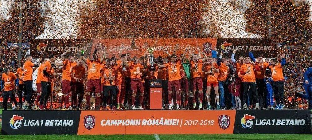 Cu cine joacă CFR Cluj în Europa, dacă trece de Malmo FF