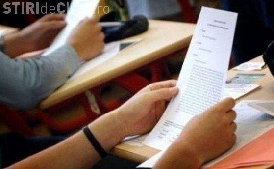 Încep probele scrise ale examenului de Bacalaureat. Vezi calendarul probelor