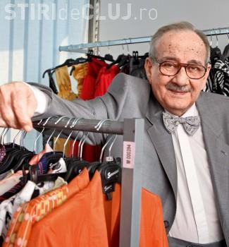 """A murit omul de afaceri Joseph Serrousi, """"regele confecţiilor"""""""