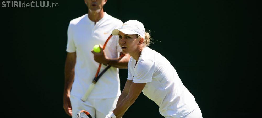 Simona Halep continuă ascensiunea la Wimbledon. S-a calificat fără probleme în turul III