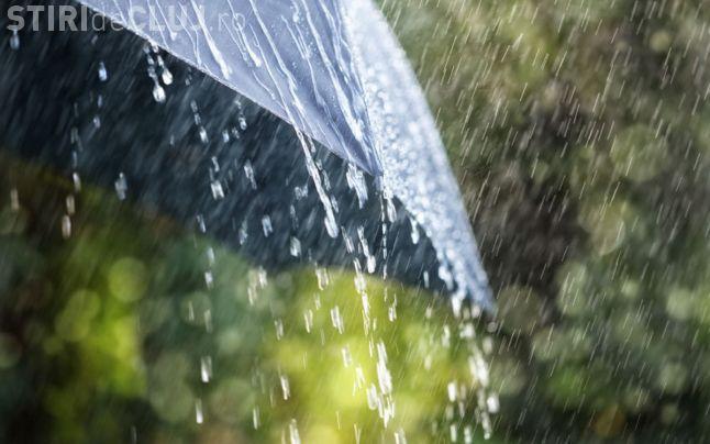 Anunțul de la METEO - Cât timp mai plouă