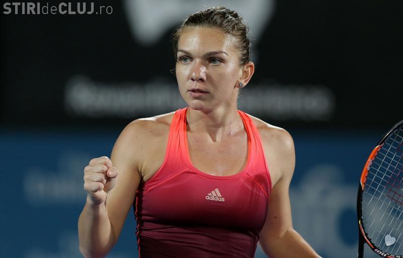 Simona Halep s-a RETRAS de la turneul de pregătire pentru Wimbledon