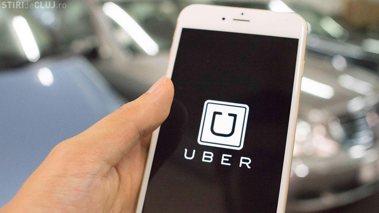 UBER, INTERZIS în Cluj-Napoca/ UPDATE Reacția conducerii Uber