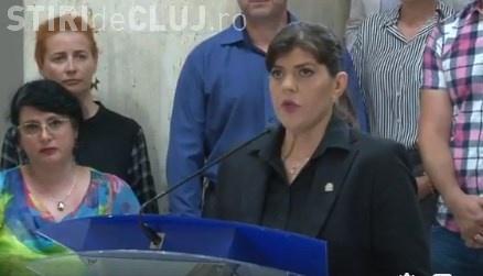 Laura Codruţa Kovesi trimisă să lucreze ca procuror în afara Bucureștiului