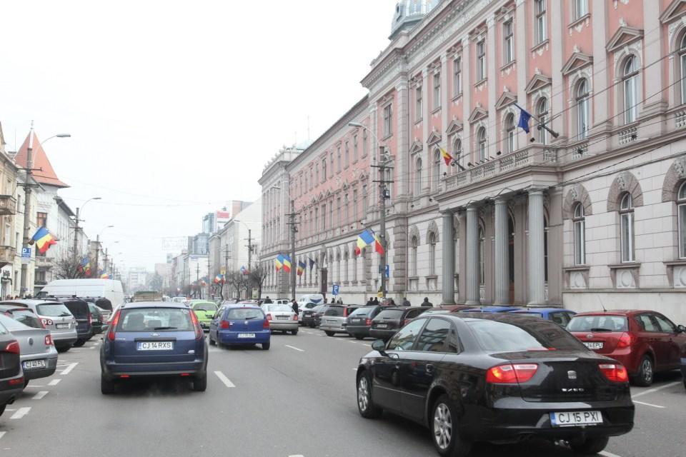 Cluj-Napoca: Se modifică traficul pe Calea Dorobanților