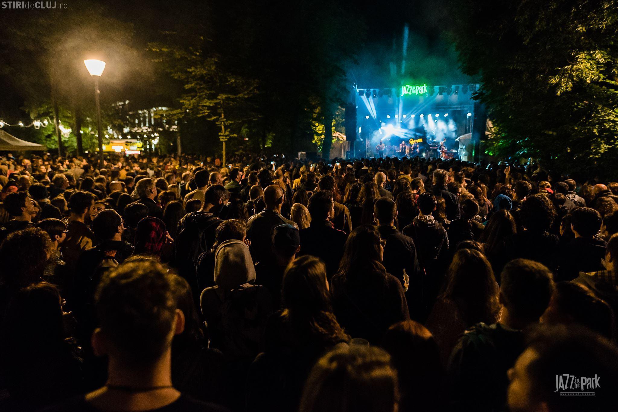 Recorduri de prezență la Jazz in the Park 2018: Peste 70.000 de persoane au participat la festival, deși a plouat timp de 9 zile