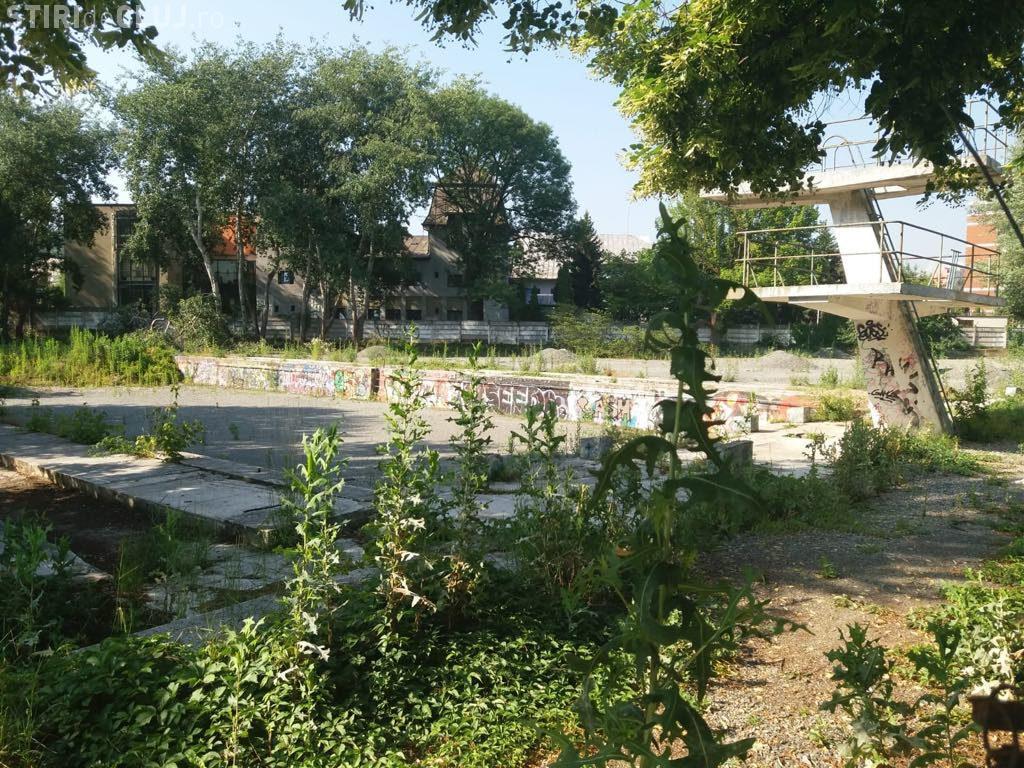 Ștrandul municipal Cluj-Napoca va fi reabilitat