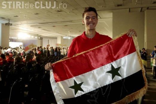 Fiul președintelui Siriei, Bashar al-Assad, prezent la Cluj: Matematica este pasiunea vieții mele