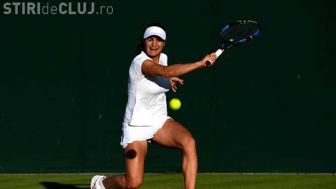 Monica Niculescu, eliminată în primul tur de la Wimbledon