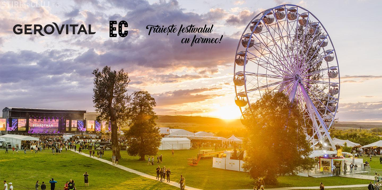 Farmec participă la festivalul Electric Castle. Căutați pavilionul WeShowCase pentru surprize și experiențe inovatoare
